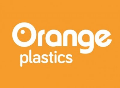 Logo Sponsor Orange Plastics