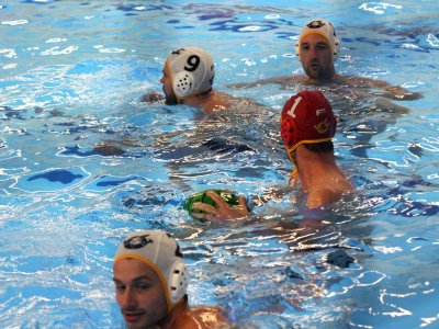 Foto WaterpoloTeam Heren 3