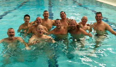 Foto WaterpoloTeam Heren 4