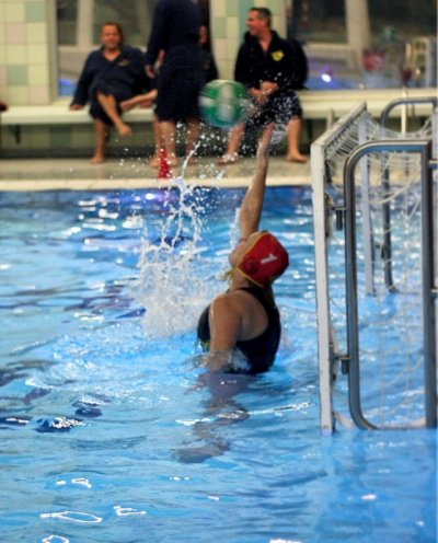 Foto WaterpoloTeam Dames 2
