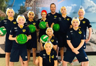 Foto WaterpoloTeam DG 1
